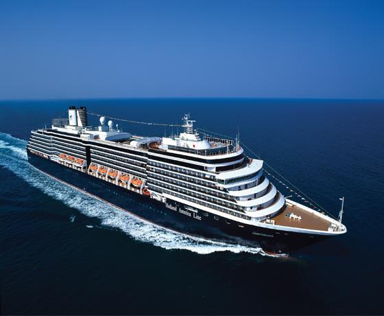 Holland America Line Ms Oosterdam Jetline Cruise