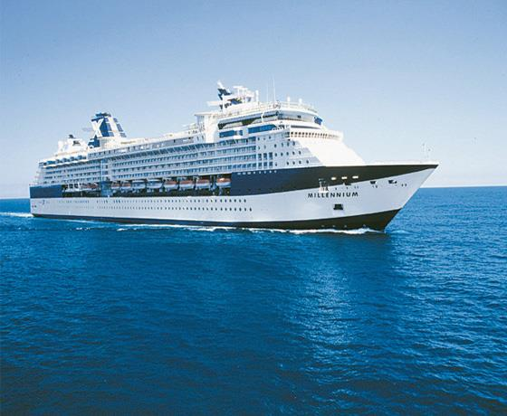 Celebrity Cruises: Air Reservations