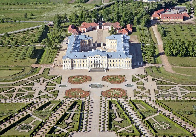 Historic highlights of the Baltics