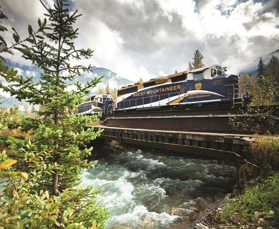All-Inclusive Alaskan Bliss & the Canadian Rockies
