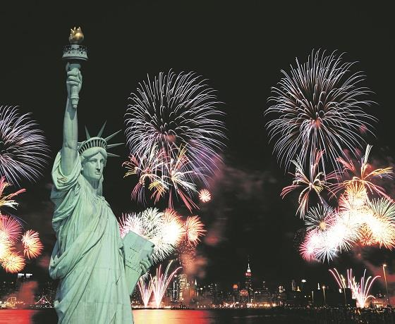 New Year in New York with Cunard Queen Mary 2