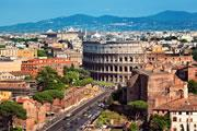 Luxury Rome & Greek Islands