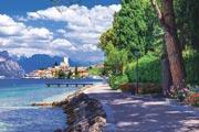 Lake Garda Stay and Greek Isles Cruise