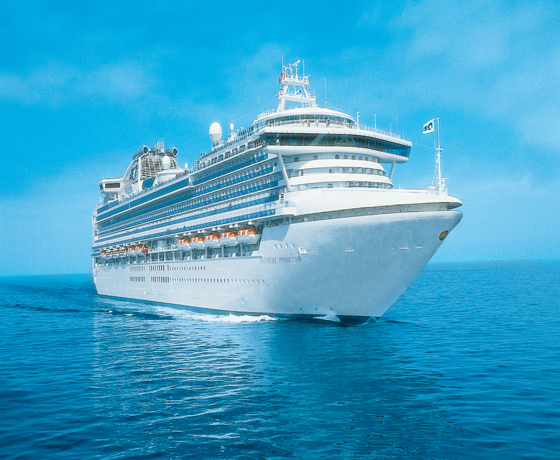 No Fly Princess Cruises Exclusive Holidays Jetline Cruise