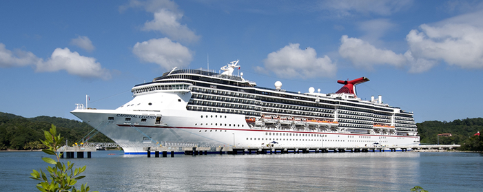 Carnival Cruises Carnival Legend Exterior