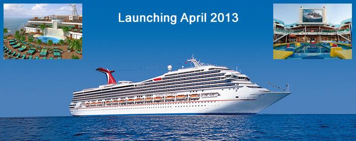 Jetline Cruise Carnival Sunshine Casual Mediterranean