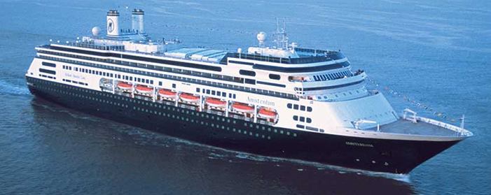 Holland America Line ms Amsterdam