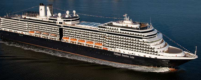 Holland America Line ms Eurodam