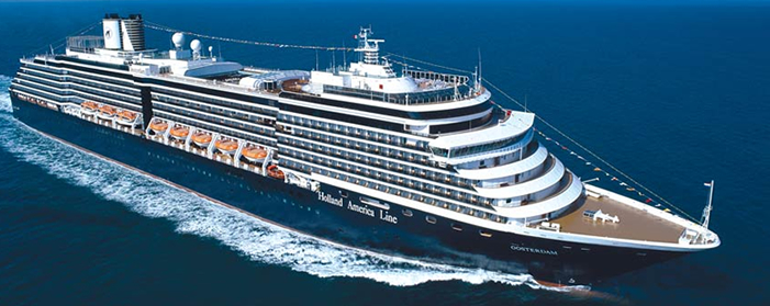 Holland America Line ms Oosterdam