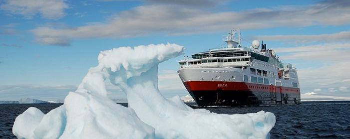 Hurtigruten  Hurtigruten Cruises  Jetline Cruise