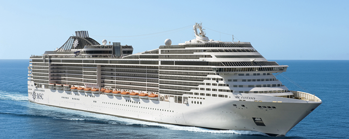MSC Cruise  - Fantasia