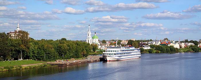 Volga And Svir Rivers