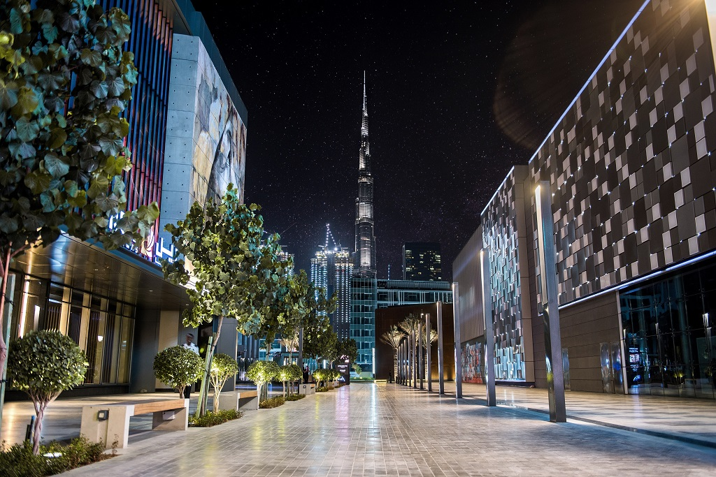 Most luxurious shopping malls in Dubai