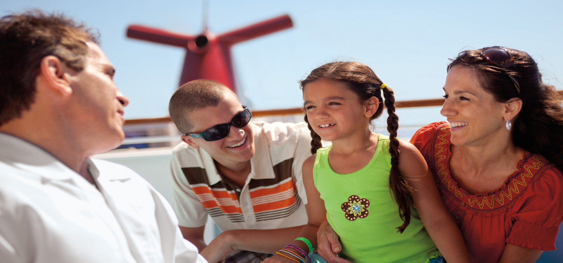 Get the Most from a Family Cruise