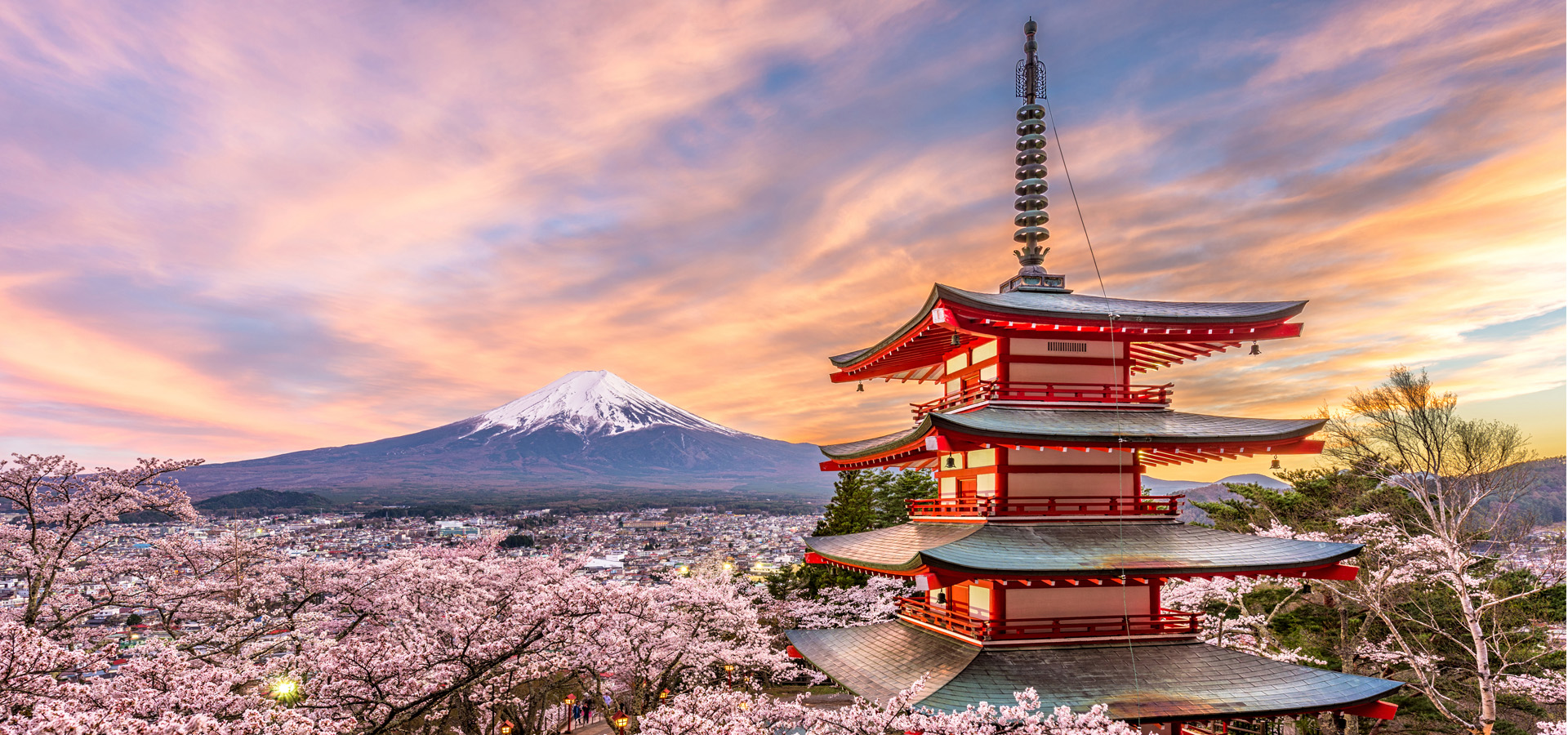 The Best Seasons for Cruising in Japan