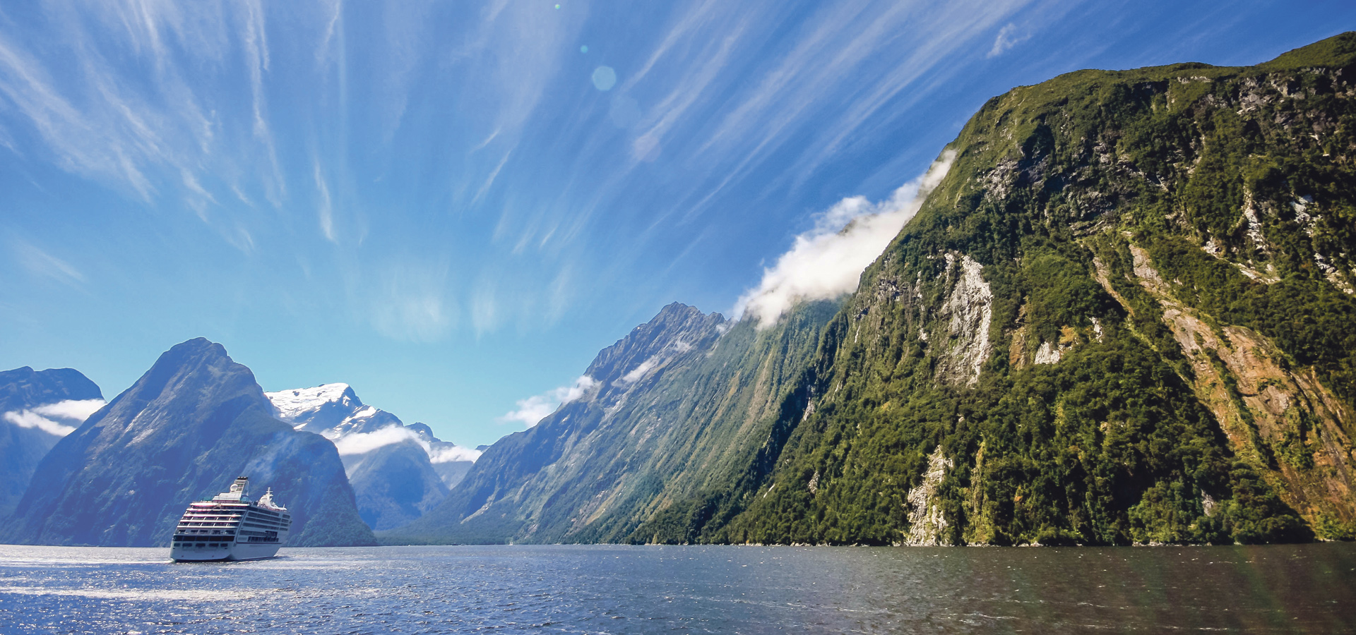 Discover Magical Milford Sound and the Fjords of New Zealand