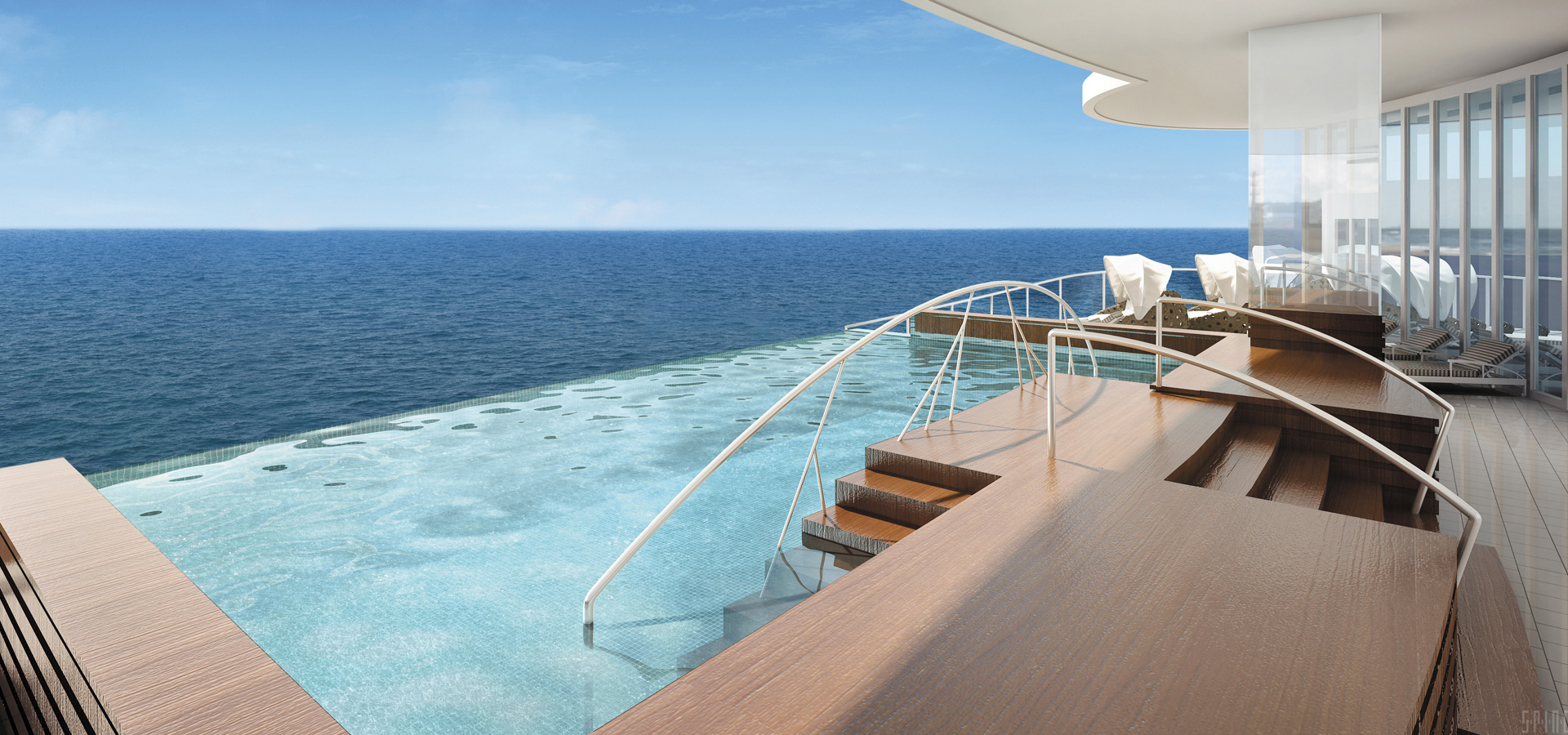 A Luxury Cruise Aboard the World's Most Expensive Cruise Ship