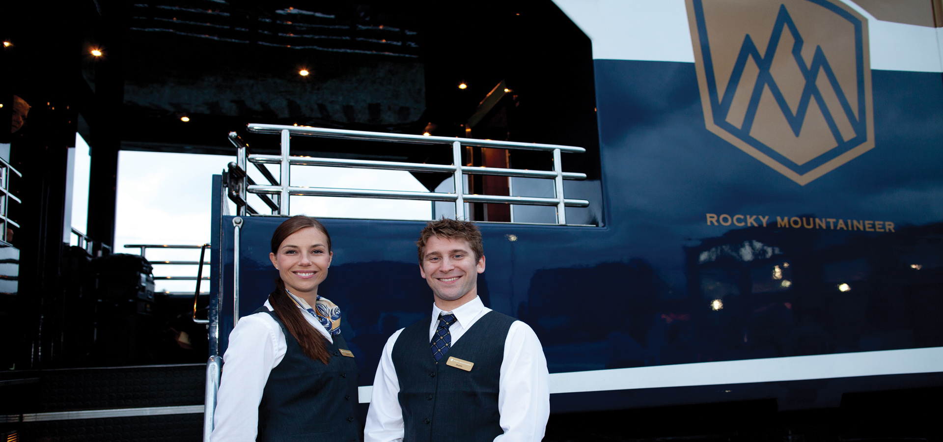 Canadian Rocky Mountaineer Experience