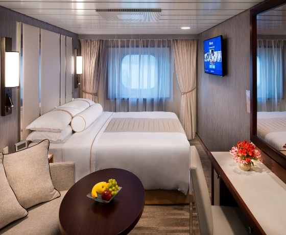 Club Ocean View Stateroom