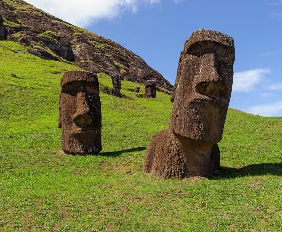 6* Ultra Luxury Easter Island, Papeete & Pacific Islands