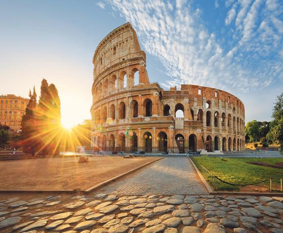 Five-star Mediterranean Voyages