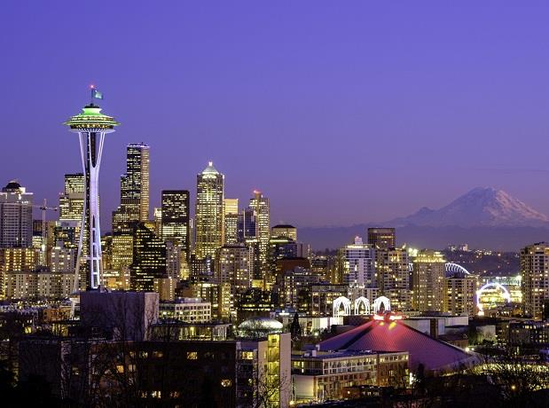 Alaska Glaciers, Seattle Delights & Chicago Highlights