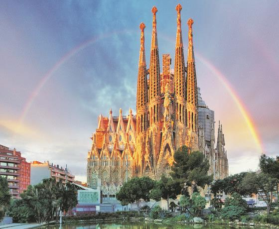 Barcelona Stay & Med Cruise