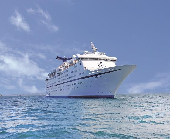 Cruise & Maritime Voyages - World Cruises & More!