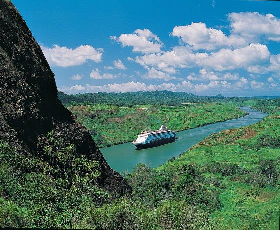 Grand Panama Canal Voyages
