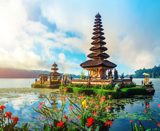 Bali Beaches & Far East Voyages