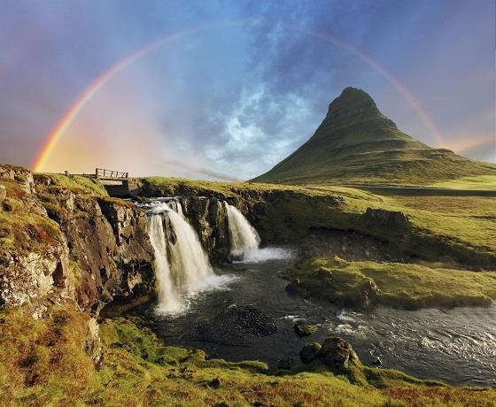 Iceland, Alaska & the Canadian Rockies