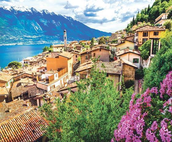 Lake Garda , Venice & the Greek Isles - Premium All Inclusive