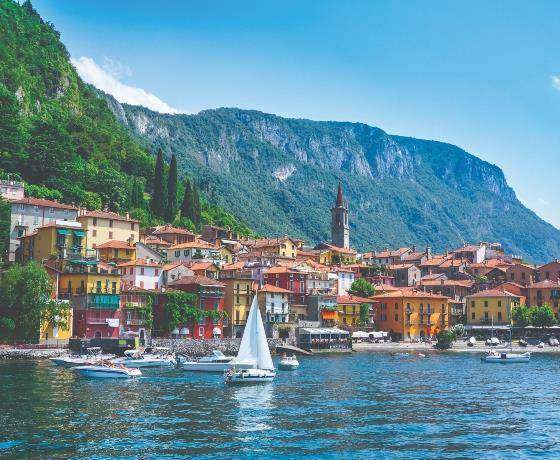 Luxury Lake Como with Venice, The Adriatic & Rome