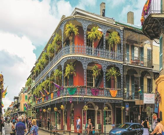 New Orleans & Houston Stay  With Caribbean Vista Cruise