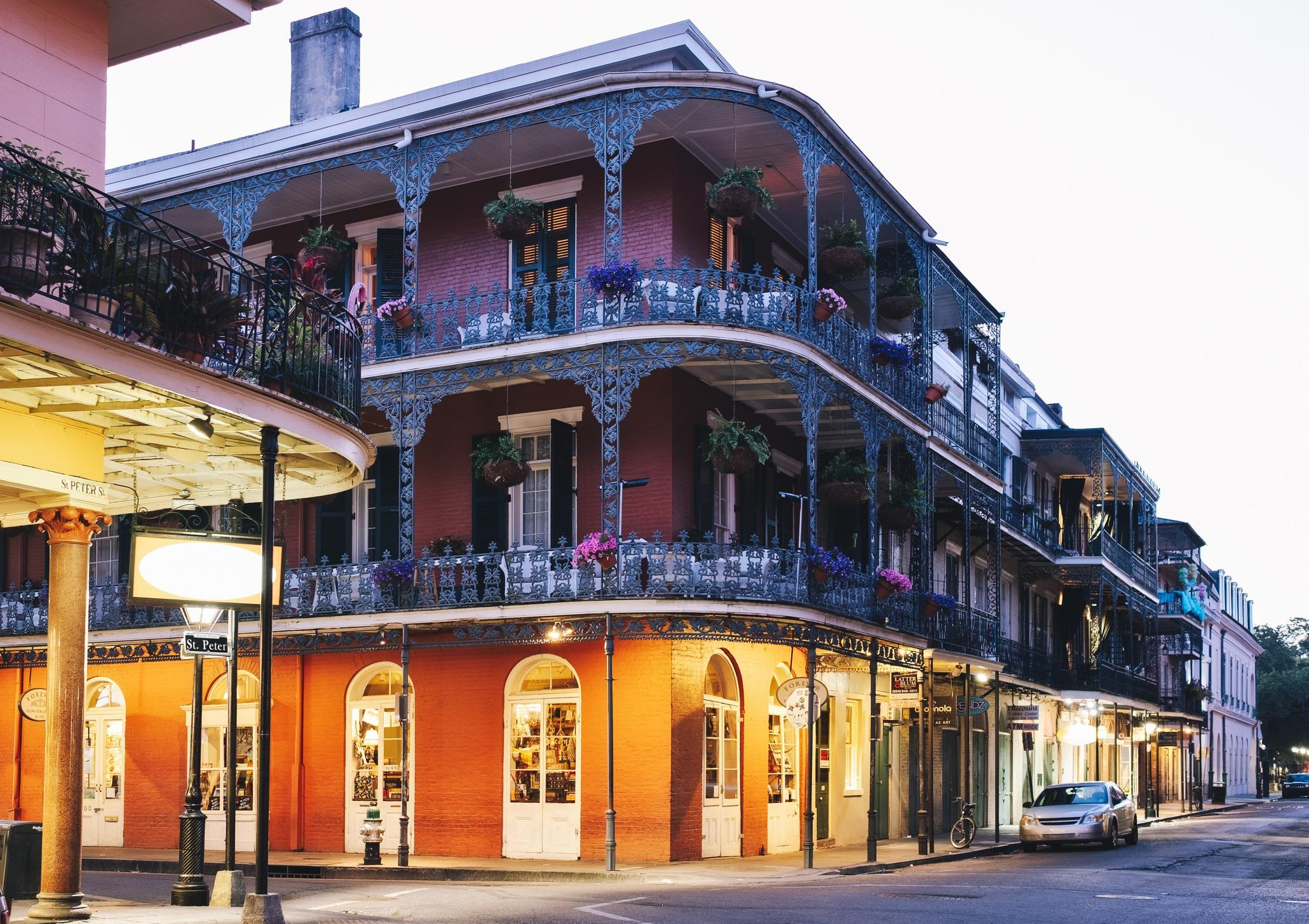 New Orleans & Orlando stay and Mardi Gras Caribbean Sun