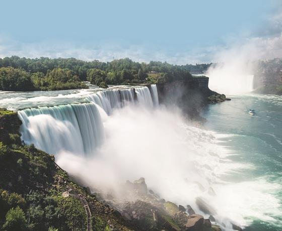 Niagara Falls, New York & Luxury Canada & New England