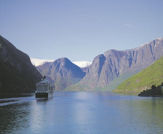 Grand Norwegian Fjords Rail Journey: No-fly