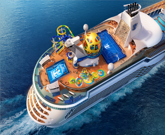 No-Fly Royal Caribbean Cruises: Low Deposits*