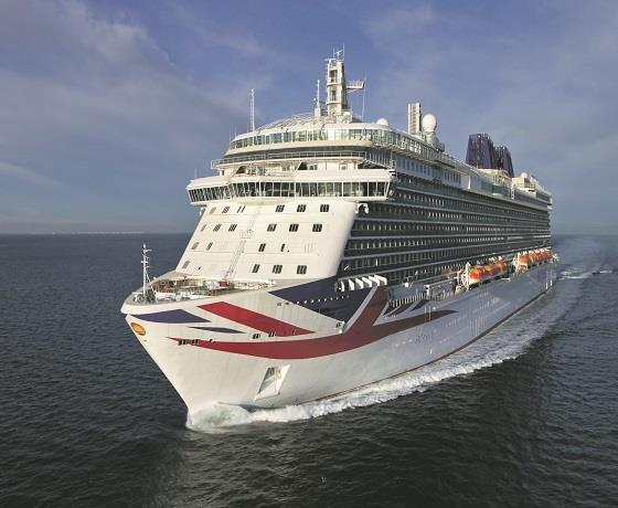 P&O No-Flying Med Cruises from Southampton