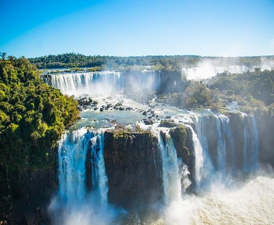 South America Adventure & Iguazu Falls