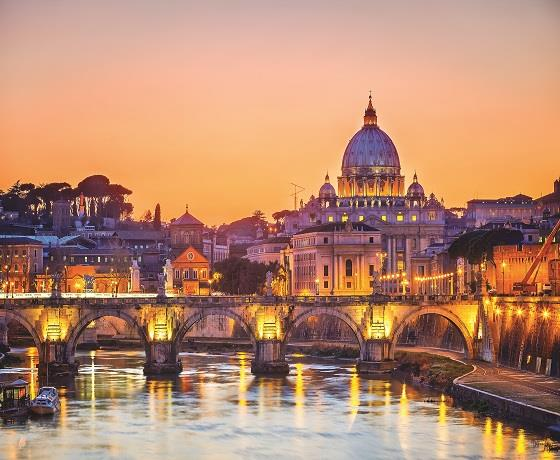 The Eternal City & Mediterranean Cruise