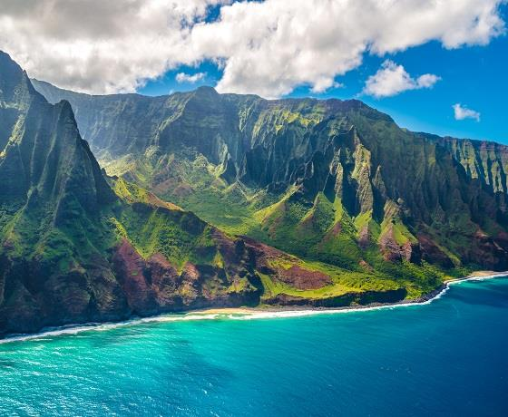 Canadian Vistas & Hawaiian Shores