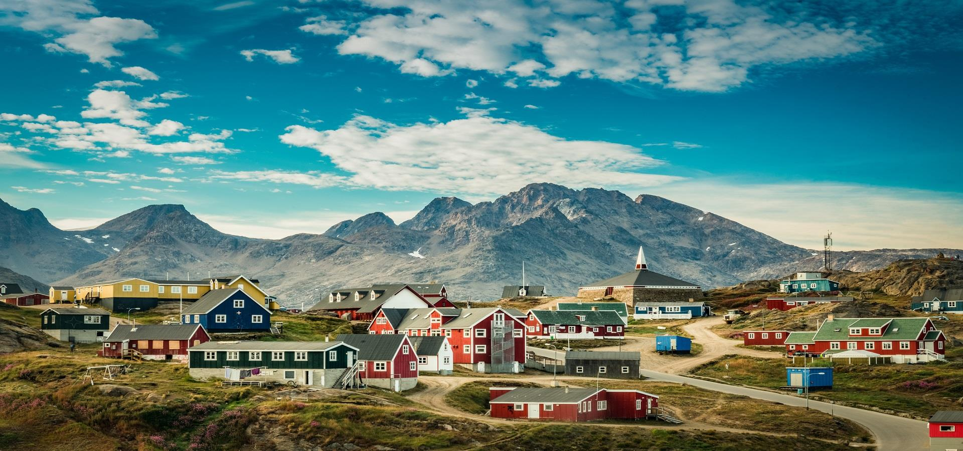 Iceland , Greenland & the Canadian Maritimes