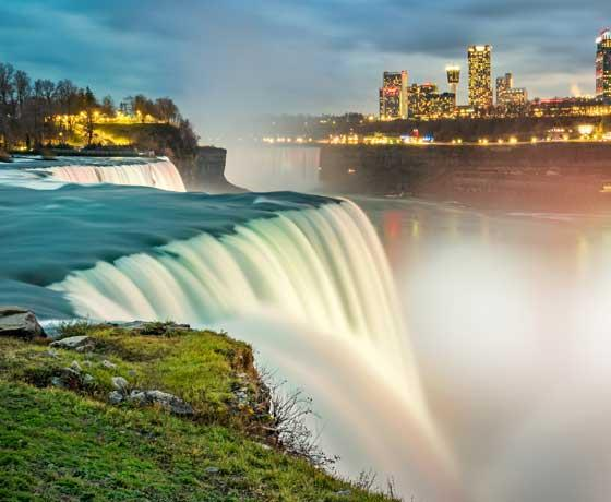 Toronto,Niagara falls, New York  & Cruise