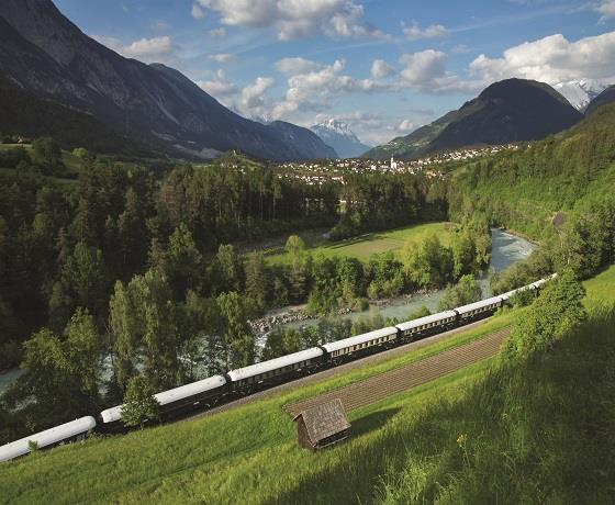 Venice Simplon-Orient-Express, Rome & Luxury Med & Adriatic Cruise