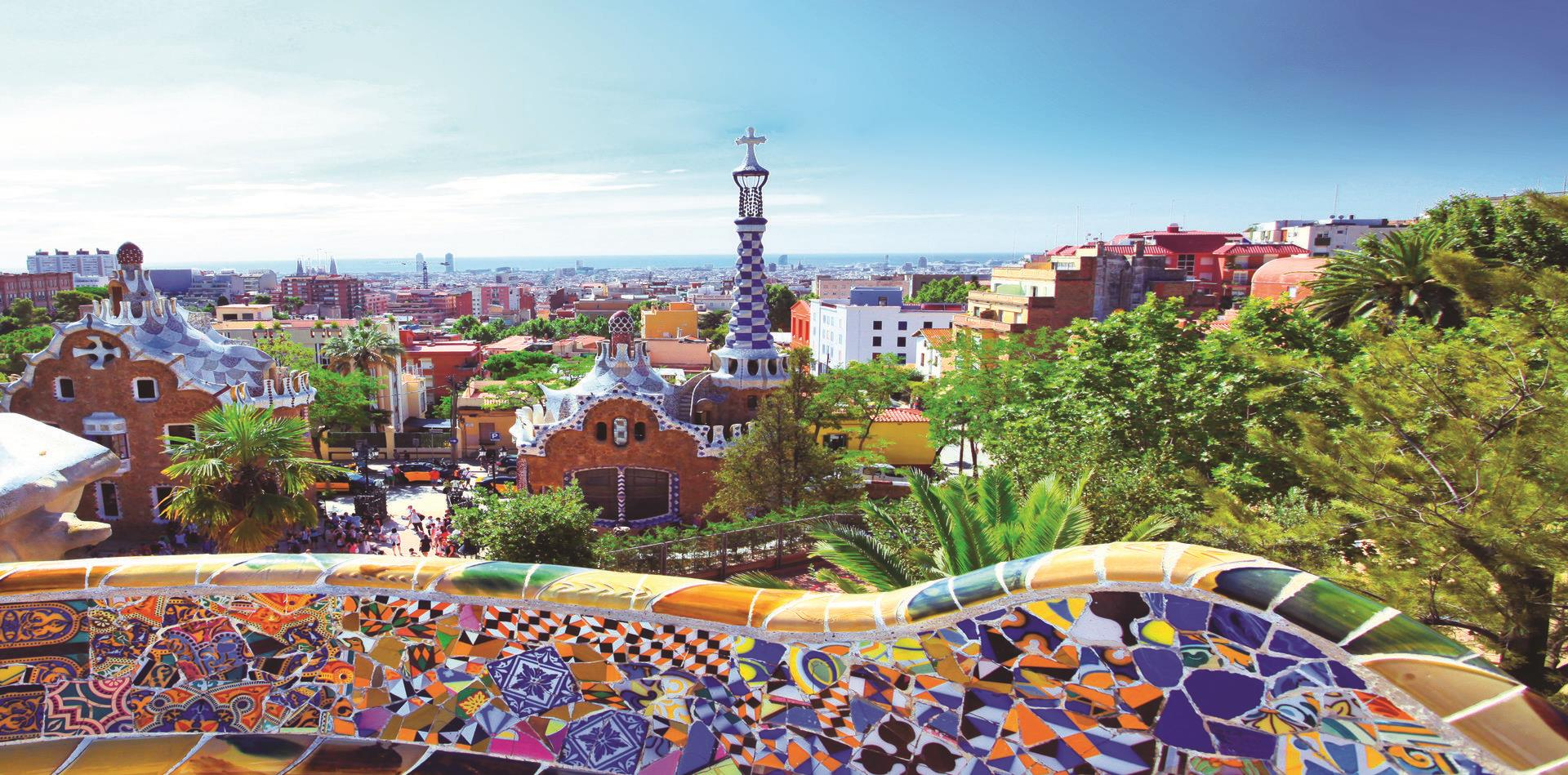 Barcelona to New York Cruise With Stays