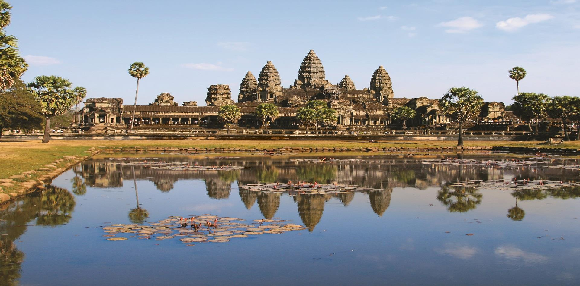 Angkor Wat & Luxury Thailand Sailing Experience (RP)