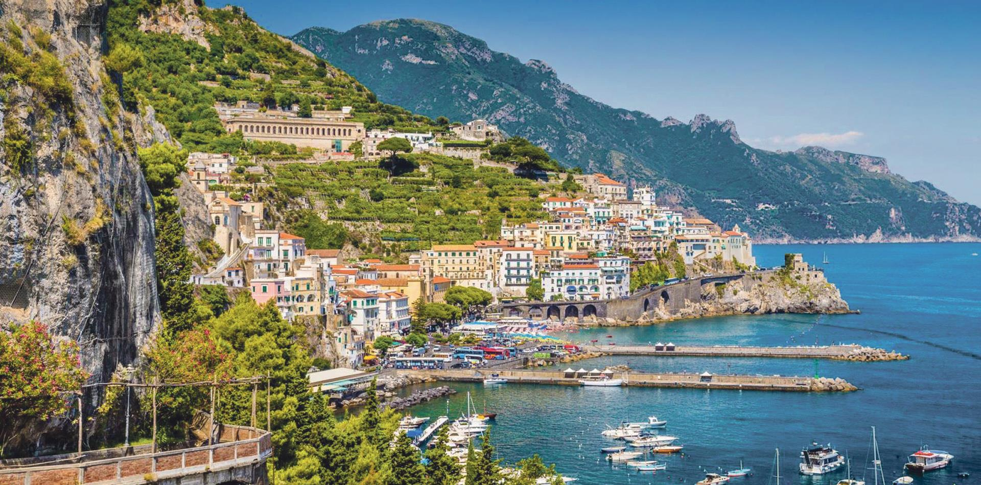 Sorrento Stay & Greek Isles Cruise I (RP)