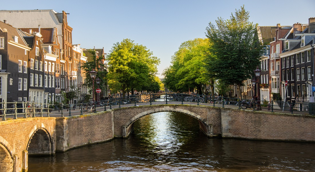 Dutch & Belgian Waterways