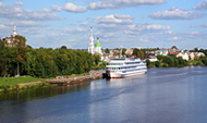 Volga and Svir Rivers